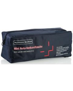Mini First Aid Motoring Kit - DIN 13164 Taxi Compliant