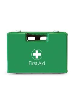 EMPTY Medium Deluxe First Aid Box and Bracket