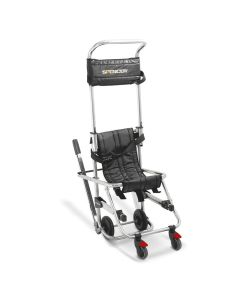 Skid Ok Evacuation Chair Max Load 150KG Pivot Wheels