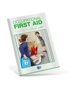 Occupational First Aid Manual - Book
