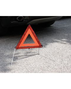 Folding Warning Sign