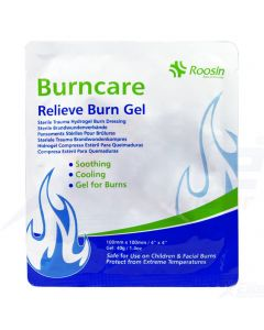 Burncare Relieve Burn Gel Dressing