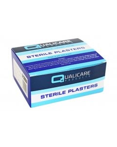 Washproof Plasters - Assorted Sizes
